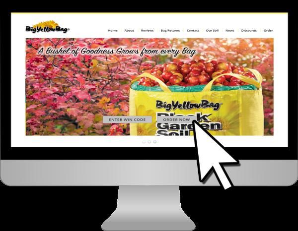 BigYellowBag Black Garden Soil Details Quality