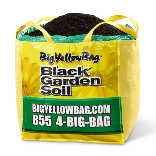 BigYellowBag Black Garden Soil
