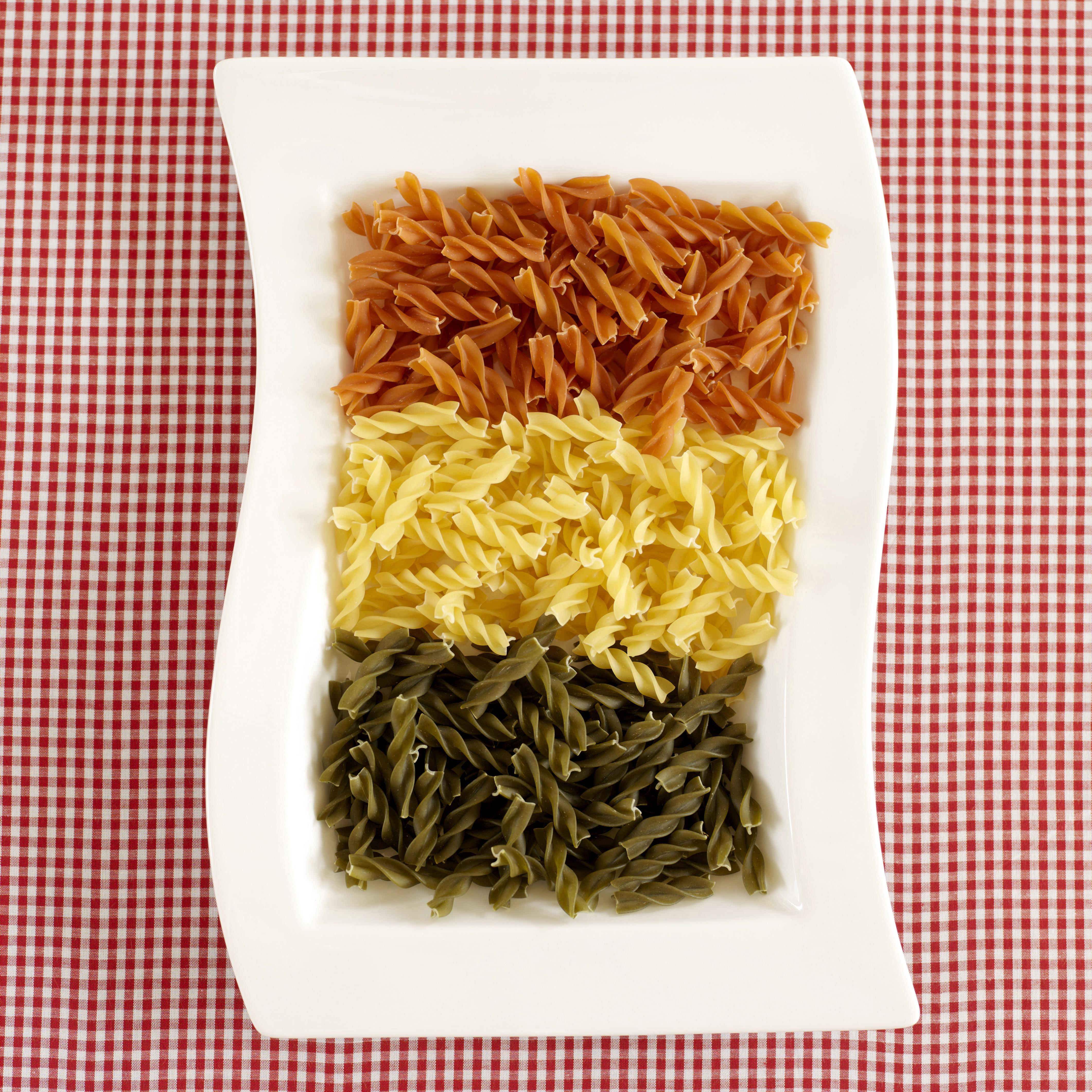 BigYellowBag Black Garden Soil Pasta Salad